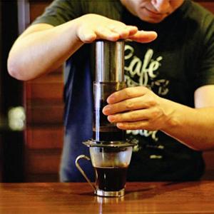 Cafés - Aeropress