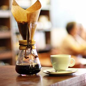 Cafés - Chemex