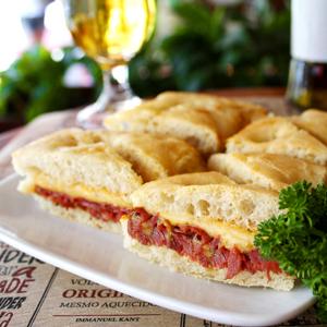 Delícias - Sanduíches