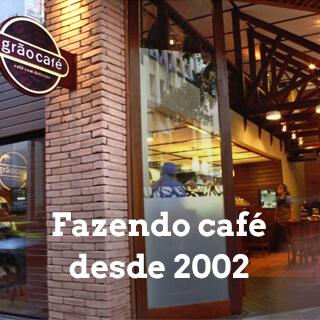 Fazendo café desde 2002